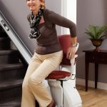 stair lifts Manchester, Straight stairlift Manchester